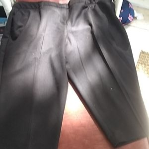 Size 20W Worthington career pants black